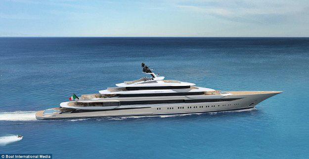 Những thiết kế siêu du thuyền mới nhất dành cho tỉ phú - 13