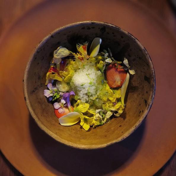 Những món ăn đặc biệt tại một nhà hàng trong rừng rậm - 13