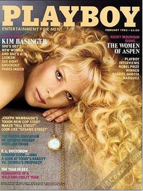 20 người đẹp nổi tiếng trên bìa tạp chí Playboy - 13