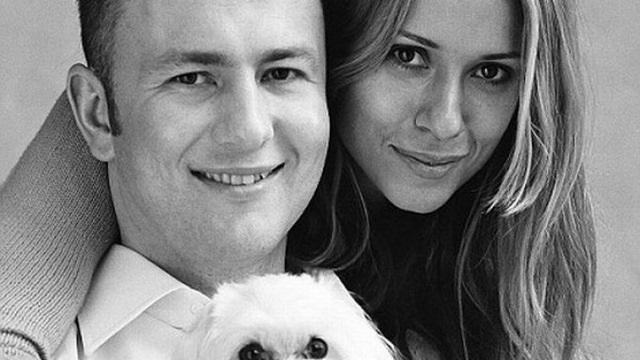 Vợ của Andrey cũng là một siêu mẫu nổi tiếng thế giới.