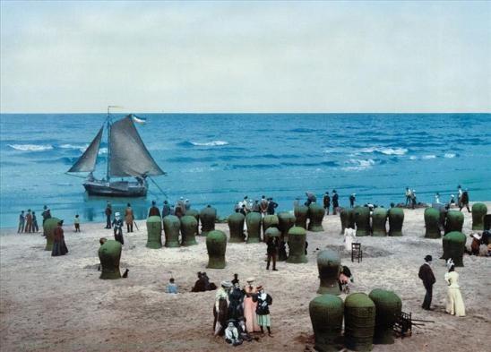 Bộ ảnh về đất nước Hà Lan những năm 1890s qua các tấm bưu thiếp - 14