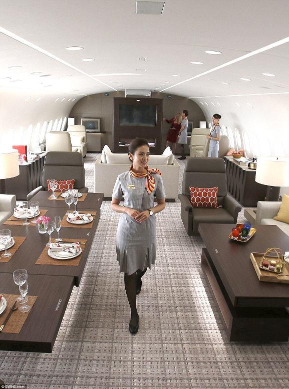 Chuyến bay trong mơ với giá gần 600 triệu đồng/giờ bay - 14