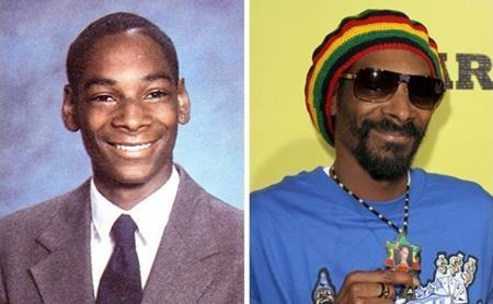Theo thời gian, Snoop Dogg vẫn giữ được nụ cười tươi rói