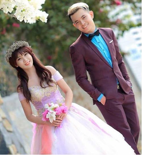 Cặp đôi được coi là Tiên Đồng -  Ngọc Nữ trong ngày cưới (Ảnh minh họa: IT)