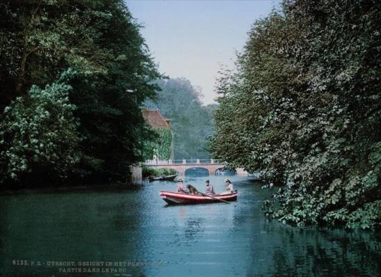 Bộ ảnh về đất nước Hà Lan những năm 1890s qua các tấm bưu thiếp - 15