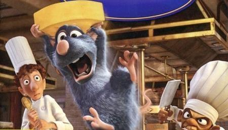 """Cùng là một câu chuyện về loài gặm nhấm nấu ăn, bộ phim """"Ratatouille"""" nổi tiếng…"""