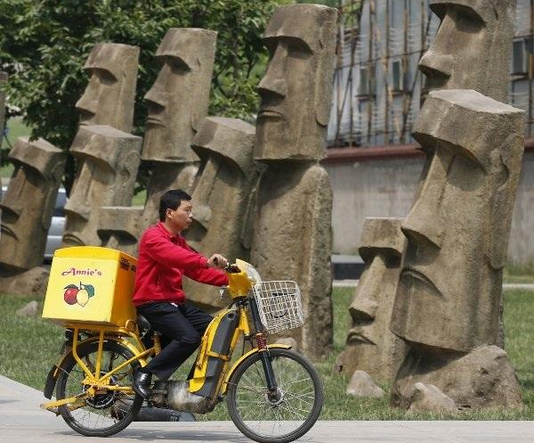 Trung Quốc: Đất nước của các bản sao thắng cảnh nổi tiếng thế giới - 16