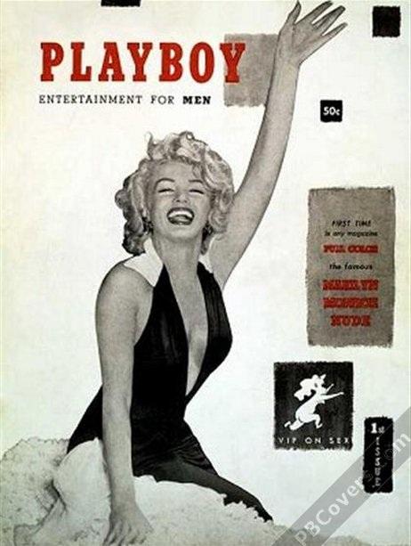 20 người đẹp nổi tiếng trên bìa tạp chí Playboy - 16
