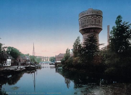 Bộ ảnh về đất nước Hà Lan những năm 1890s qua các tấm bưu thiếp - 17