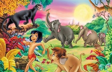 """Cuốn sách """"The jungle book"""" của Rudyard Kipling đã có tới hai phiên bản chuyển thể hoạt hình rất nổi tiếng, đầu tiên là bộ phim cùng tên của Disney…"""