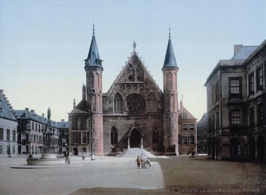 Bộ ảnh về đất nước Hà Lan những năm 1890s qua các tấm bưu thiếp - 18