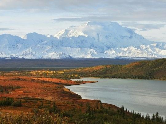 20 bức ảnh quyến rũ bạn đến Alaska - 18