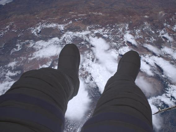 Những bức ảnh ngộ nghĩnh về cuộc sống của các phi hành gia trong không gian - 18