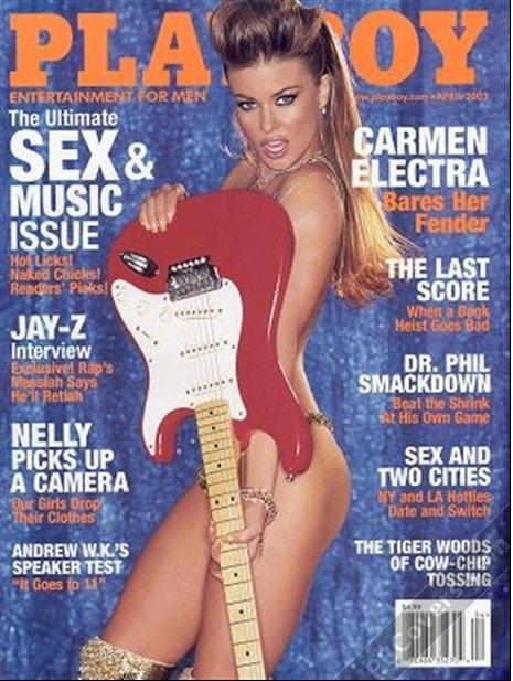 20 người đẹp nổi tiếng trên bìa tạp chí Playboy - 18