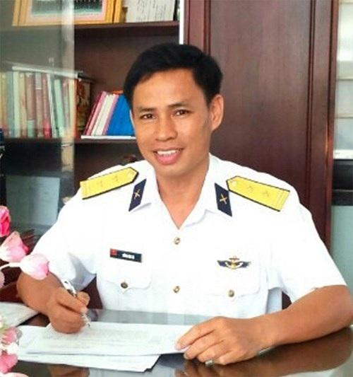 Trung tá Đồng Xuân La, Lữ đoàn 146, Vùng 4 Hải quân.