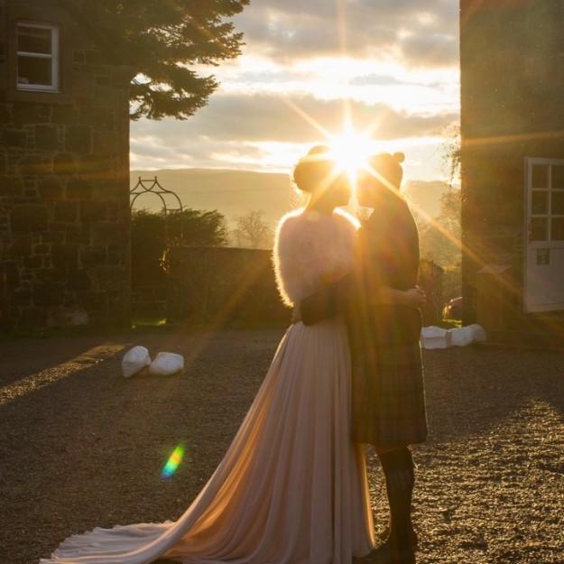 20 lý do khiến bất kỳ cô gái nào cũng muốn tổ chức đám cưới ởScotland - 19