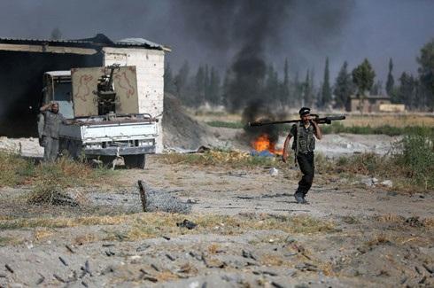 Tình hình tại Syria hiện nay vẫn tiềm ẩn nhiều nguy cơ có thể phá vỡ lệnh ngừng bắn mới nhất. Ảnh: AFP