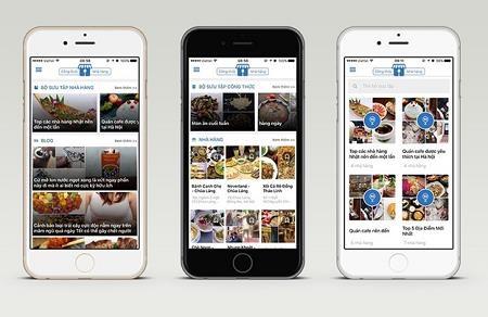 Feedy.vn có hàng ngàn bộ sưu tập nhà hàng, bộ sưu tập công thức nấu ăn ngon độc đáo