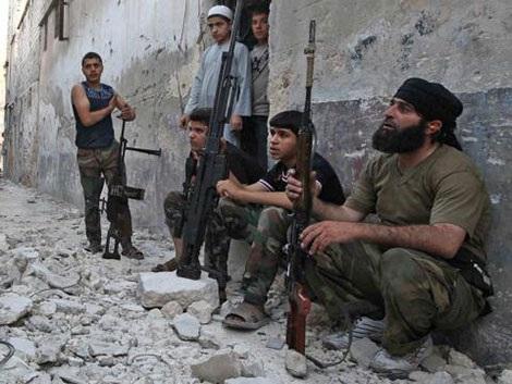 Các nhóm nổi dậy giờ mới chấp nhận ngồi vào đàm phán với chính phủ Syria.