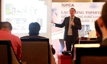 Anh Dương Hữu Quang - CEO đương nhiệm của Topica Native.