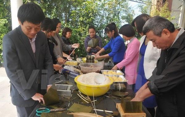 Cộng đồng người Việt tại Mexico hân hoan đón Xuân Đinh Dậu - 2