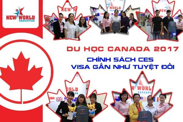 Các chính sách thu hút sinh viên, cơ hội định cư cao khi du học Canada 2017 - 2