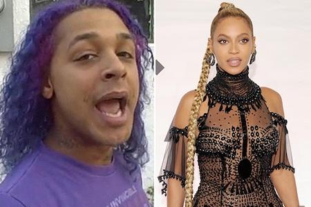 Đại diện của Anthony Barré đã khởi kiện Beyoncé