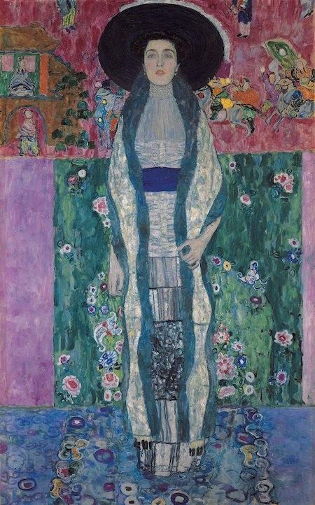 """Bức """"Portrait of Adele Bloch-Bauer II"""" được định giá lên tới 150 triệu đô la Mỹ"""