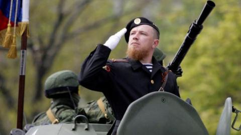 Thủ lĩnh Motorola của quân đội DPR.
