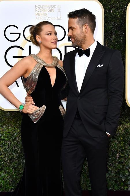 Khi cùng sánh bước xuất hiện trên thảm đỏ, Blake Lively và Ryan Reynolds chắc chắn là một trong những cặp vợ chồng đẹp đôi nhất Hollywood