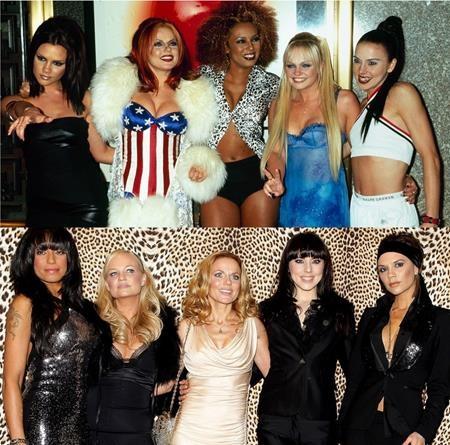 """Từng được xem là nhóm nhạc nữ huyền thoại của Anh quốc, """"Spice girls"""" đã trở thành biểu tượng văn hóa phổ biến trong những năm 1990. Tuy hiện tại các thành viên đều đang bận rộn với những dự án riêng nhưng các fan hâm mộ vẫn hết sức hy vọng rằng trong năm 2017, nhóm """"Spice girls"""" sẽ có thể một lần nữa tái hợp trên sân khấu."""