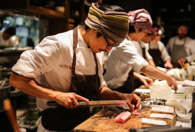 13 bí mật của các đầu bếp sushi chuyên nghiệp - 2