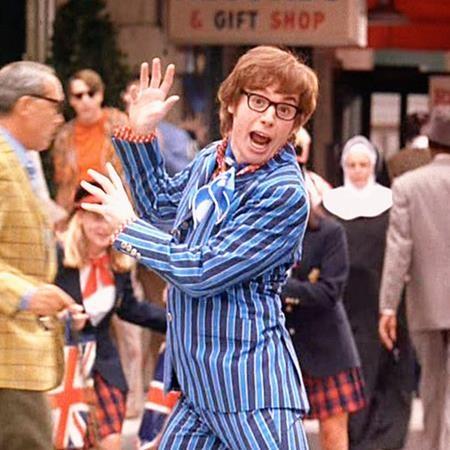 """Sau 20 năm, """"Austin Powers: International man of mystery"""" vẫn là một bộ phim vô cùng hài hước và truyền cảm hứng cho người xem"""