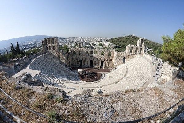 20 bức ảnh dụ dỗ bạn đến Hy Lạp - Đất nước của các vị thần - 2