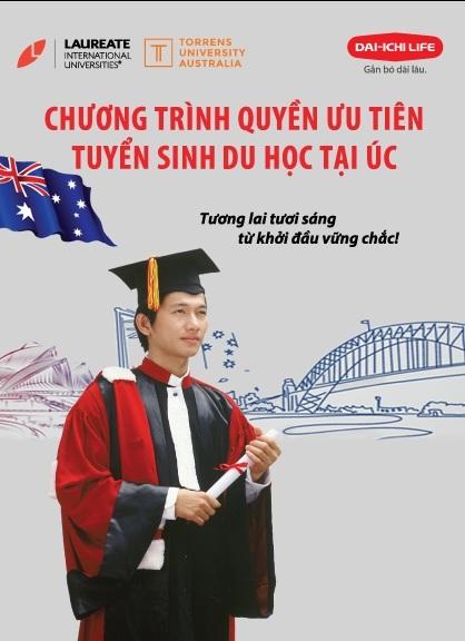"""""""Quyền Ưu tiên Tuyển sinh Du học tại Úc"""" - Giải pháp tài chính kết hợp giáo dục đẳng cấp quốc tế - 2"""