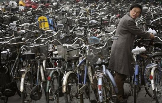 Những bức ảnh khiến bạn sửng sốt về tình trạng dân số ở Trung Quốc - 2