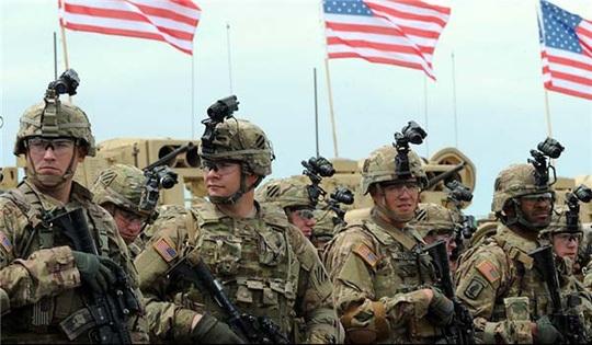 Lính Mỹ ở Syria Ảnh: FARS NEWS