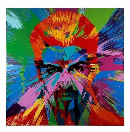 Bức tranh được rao bán với giá 580.000 đô la Mỹ