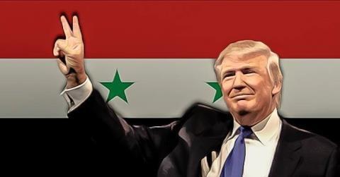 Mỹ muốn làm chủ Đông Syria?
