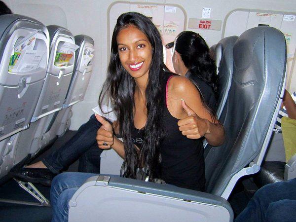 Gặp gỡ cô gái đi du lịch 100 quốc gia và 7 đại dương trước tuổi 30 - 2