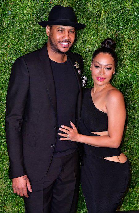 Cũng trong tháng 4/2017, cuộc hôn nhân 7 năm hạnh phúc của La La và Carmelo Anthony đã bất ngờ tan vỡ khiến cho nhiều fan hâm mộ phải cảm thấy bàng hoàng