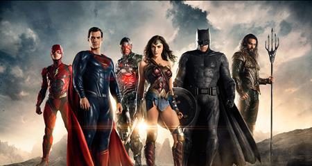 """Sau thành công to lớn của """"The Avengers"""" của Marvel, vũ trụ điện ảnh DC đã có thêm động lực để cho ra mắt """"Justice league"""", cũng gồm một tập hợp các siêu anh hùng với sự tham gia của những tên tuổi lớn như Gal Gadot, Ben Affleck, Henry Cavill, Jason Momoa, Ezra Miller hay Ray Fisher"""