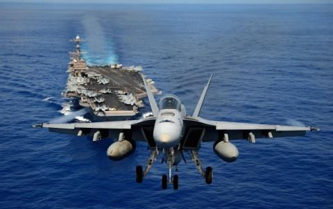 Chi tiêu cho quốc phòng của Mỹ tăng mạnh