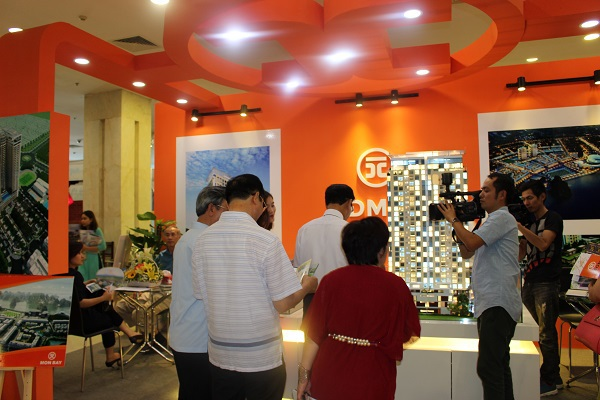 Nhân tố mới tại triển lãm bất động sản Việt Nam 2017 - 2