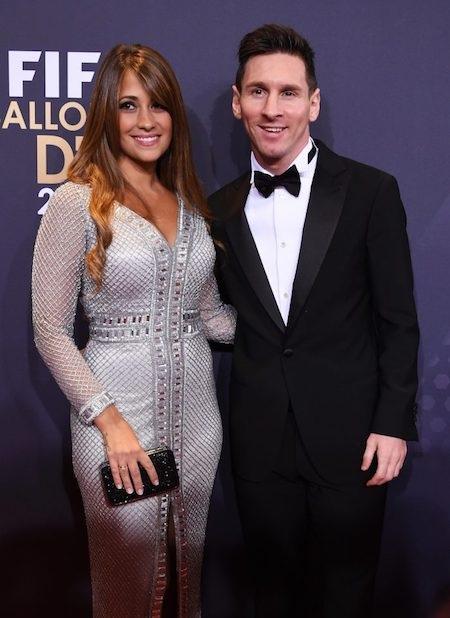 Messi mời hầu hết các thành viên trong câu lạc bộ Barcelona tới dự đám cưới