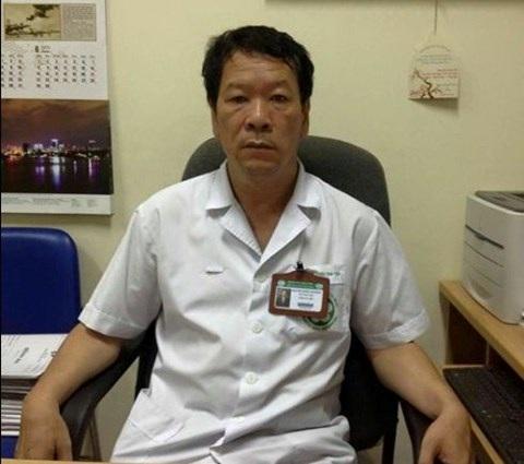 TS. BS Nguyễn Doãn Phương, Viện trưởng Viện Sức khỏe Tâm thần Quốc gia