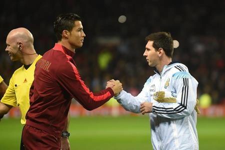 CR7 không được Messi mời đến đám cưới