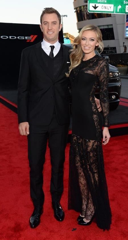 Paulina Gretzky là vị hôn thê của Dustin Johnson