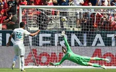 MU vừa giành chiến thắng trước Real Madrid