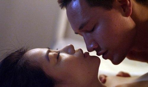 Kim Lý và những nụ hôn nóng bỏng với 3 kiều nữ quyến rũ nhất nhì Vbiz - 3